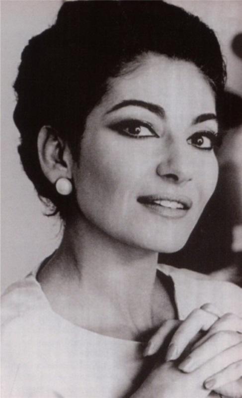 Μαρία Κάλλας: 37 χρόνια από το θάνατό της - Frapress