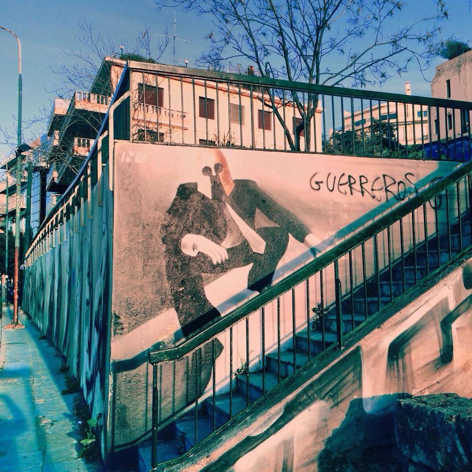 Οδός Αρδηττού. Μετς - Ν. Ζαχαριουδάκης, facebook.com/nzachar.photography
