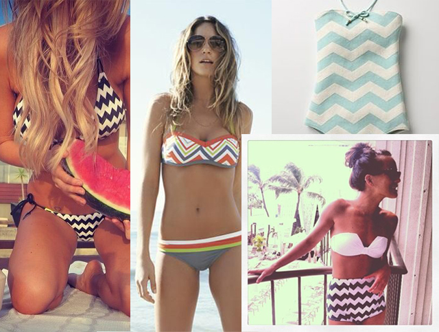 chevron-swimsuit