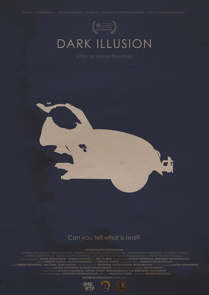 dark illusion the poster