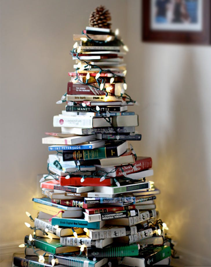 DIY Χριστουγεννιάτικα Δέντρα!