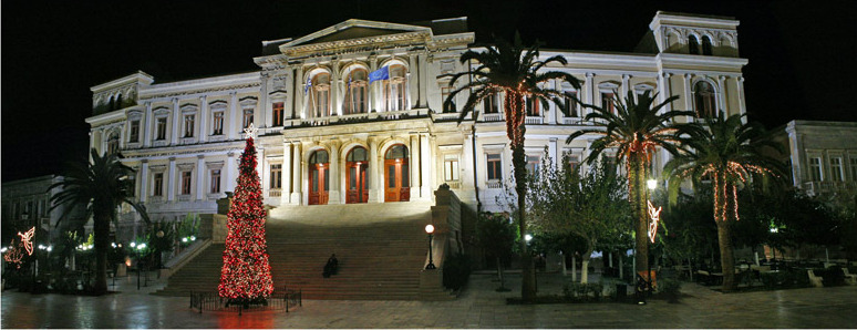 christmans_at_city_hall@ greece