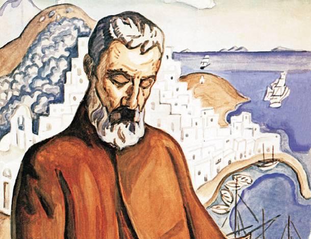 Αλέξανδρος Παπαδιαμάντης. Ο «άγιος» των ελληνικών γραμμάτων. - Frapress