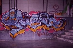Η τέχνη του graffiti