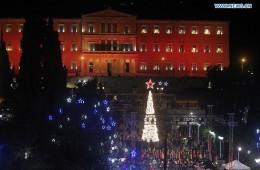 Πρωτοχρονιά στην Αθήνα