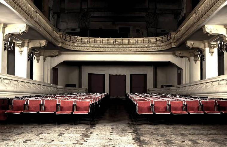 """Φεστιβάλ Φανταστικού Κιν/φου ταινιών μικρού μήκους """"Βαγγέλης Κοτρώνης"""" 2016"""