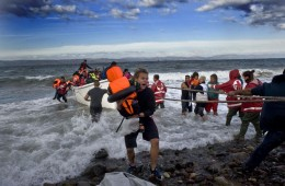 ταξίδι του Πρόσφυγα