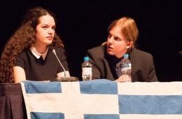 Οι νικητές του Παγκόσμιου Πανεπιστημιακού Πρωταθλήματος Debate