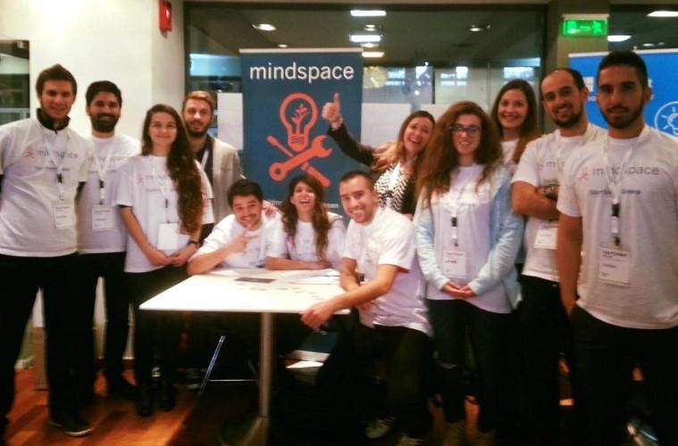 Η ομάδα του Mindspace
