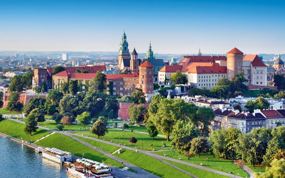 Erasmus στην Πολωνία