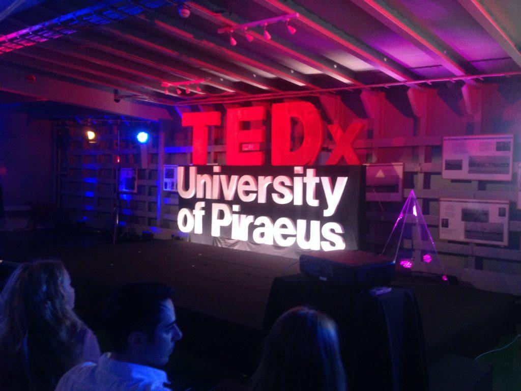 TEDxUniversityofPiraeus