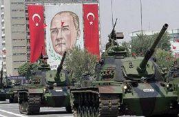 πραξικοπήματα στην τουρκία