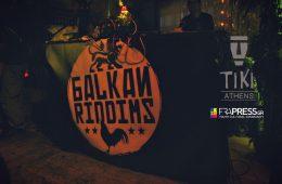 Balkan Riddims Live @ Tiki Bar