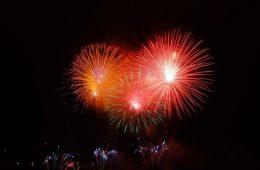 παγκόσμιος διαγωνισμός πυροτεχνημάτων
