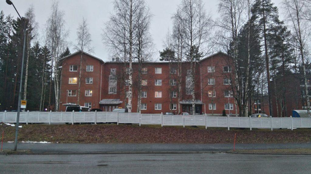Εράσμους στην Φινλανδία