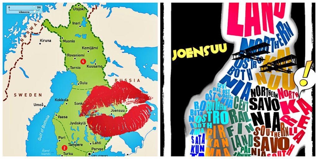 Εράσμους στην Φινλανδία!