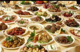 λιβανέζικο φαγητό στην Αθήνα