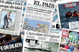 ΜΜΕ και προσφυγικό