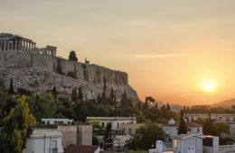 ιδανικά μέρη για βόλτα στην Αθήνα