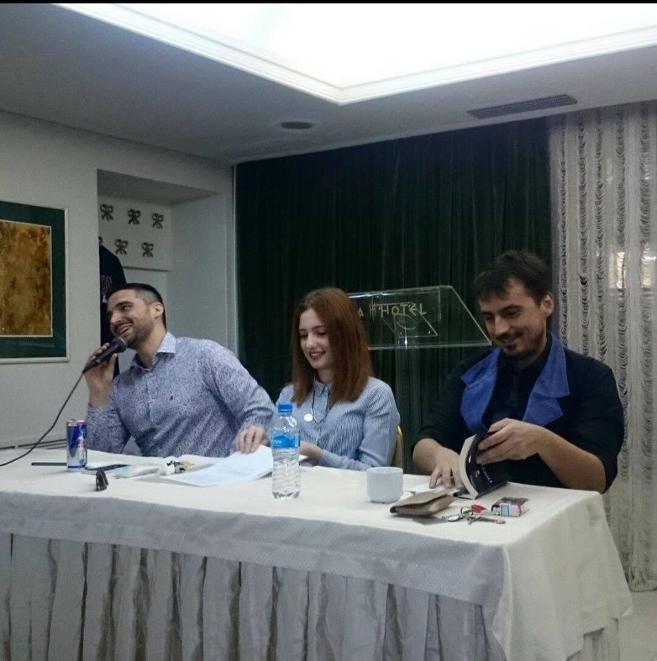 Γιώργος Γιώτσας, Κωνσταντίνα Καντζιού, Αντώνης Τουμανίδης