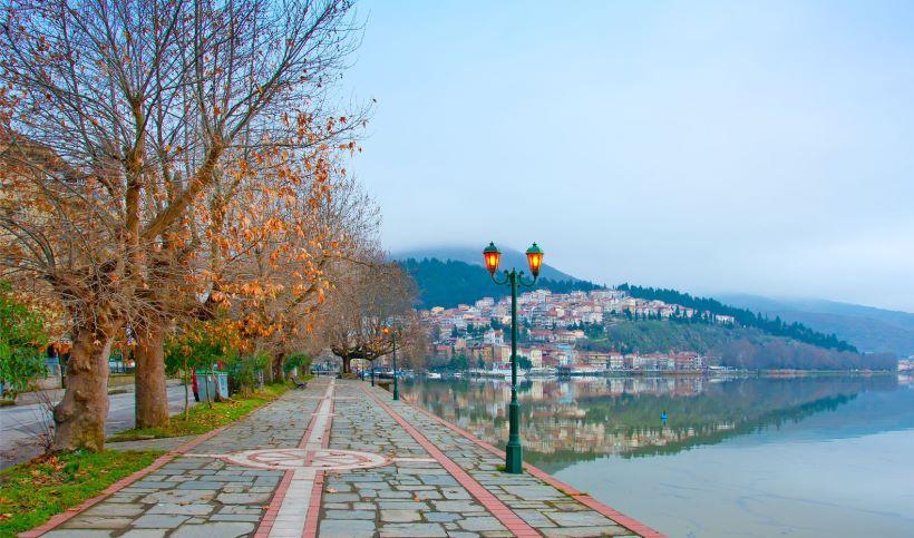 Καστοριά - διακοπές πριν την εξεταστική
