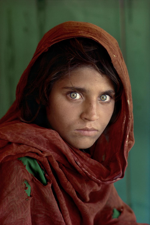 Εκρηκτικά πορτρέτα: Stece McCurry