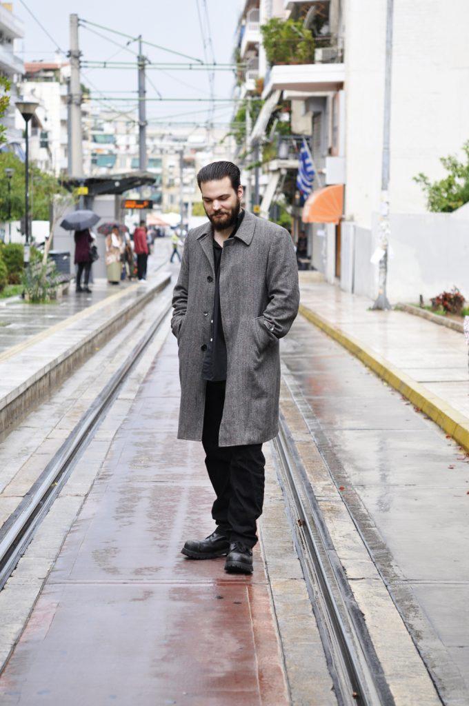 Έλληνες συγγραφείς του σήμερα: Γιώργος Μπελαούρης
