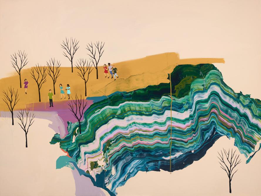Αφιέρωμα στην Ασιατική τέχνη: Κορεατική ζωγραφική