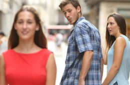 Distracted Boyfriend: Η ιστορία πίσω από το πιο hot meme του Σεπτεμβρίου