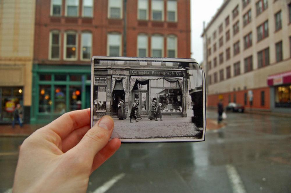Χρόνος: Ο Στίβος της φωτογραφίας