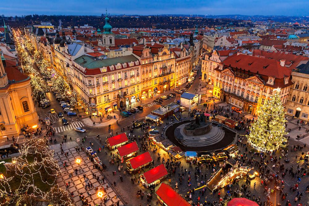 Οι πιο όμορφες χριστουγεννιάτικα στολισμένες πόλεις της Ευρώπης