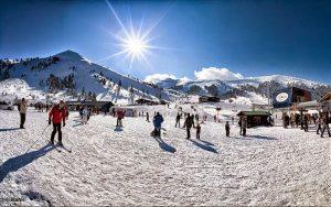 χιονοδρομικά κέντρα της Ελλάδας