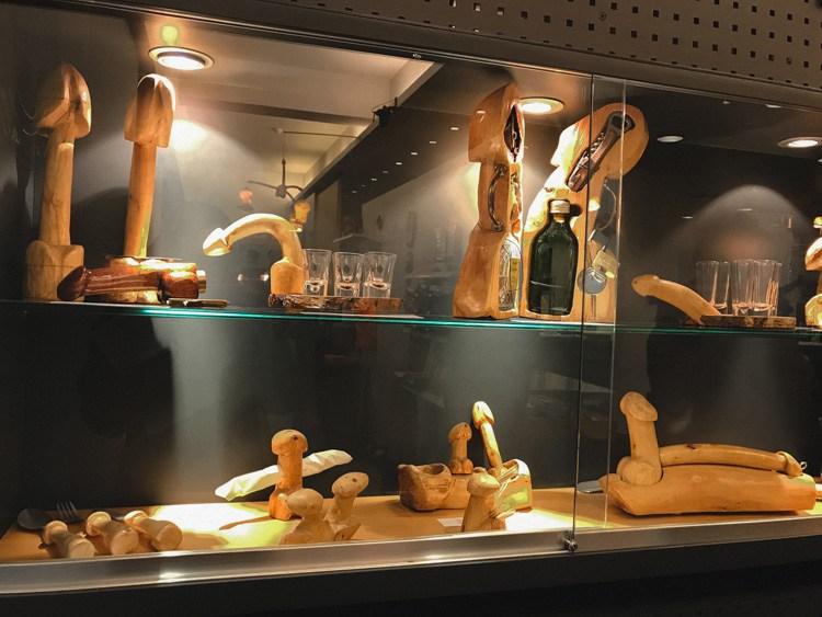 παράξενα μουσεία