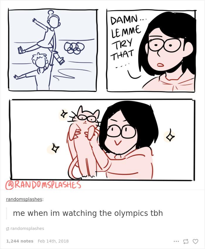 Χειμερινοί Ολυμπιακοί Αγώνες 2018: 30 επικά tweets για τους ιδιαίτερους αυτούς αγώνες!