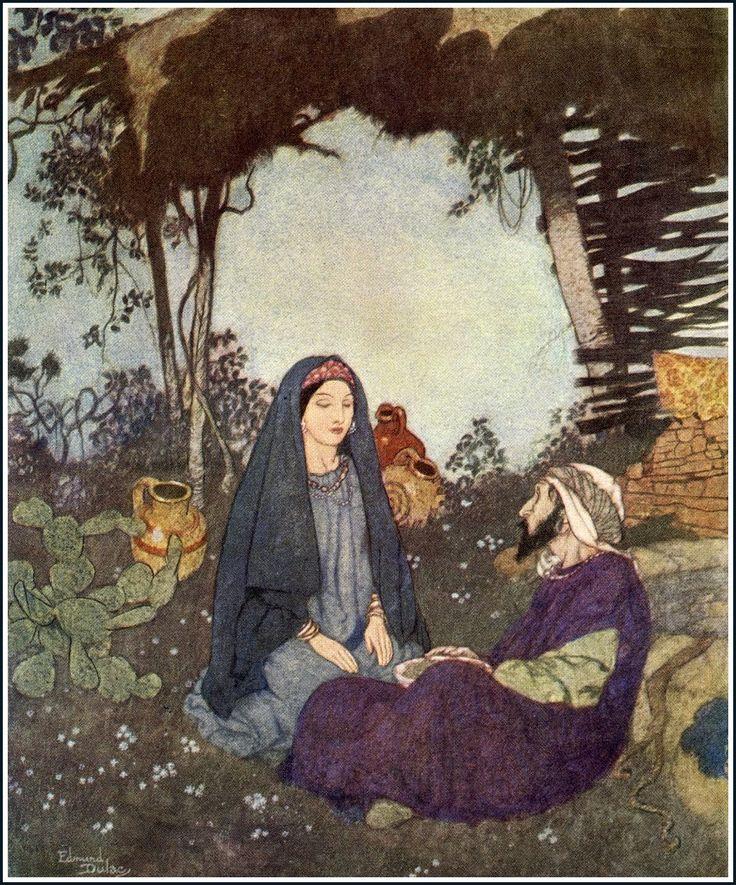 Αραβική ποίηση: 5 υπέροχα αραβικά ποιήματα για την αγάπη και τον έρωτα