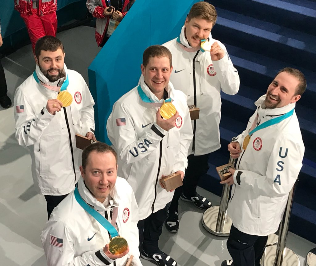Χειμερινοί Ολυμπιακοί αγώνες 2018