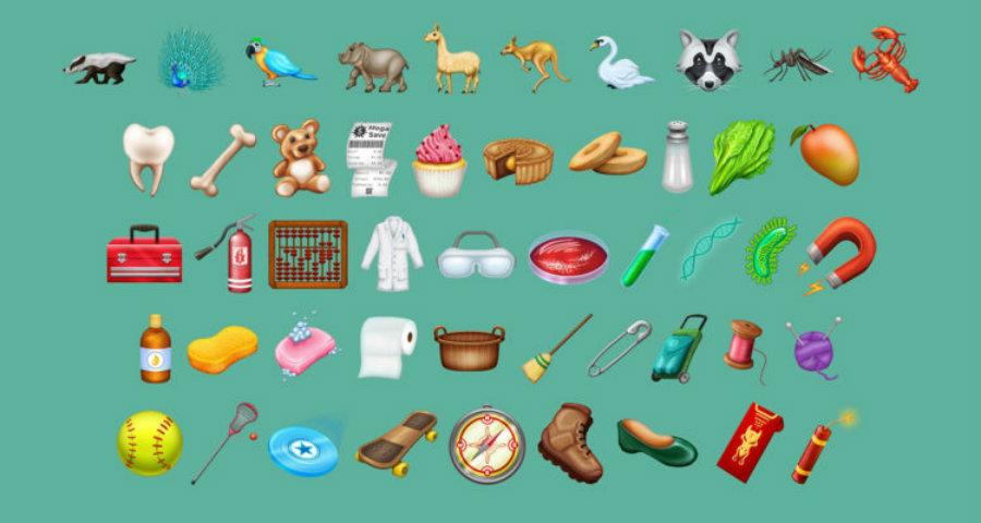 νέα emoji