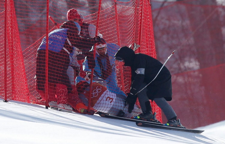 Χειμερινοί Ολυμπιακοί Αγώνες 2018 πτώσεις: Απρόοπτα ατυχήματα που συχνά σοκάρουν