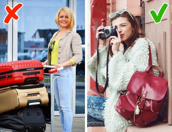 10 λάθη στα ταξίδια που πρέπει να αποφεύγεις!