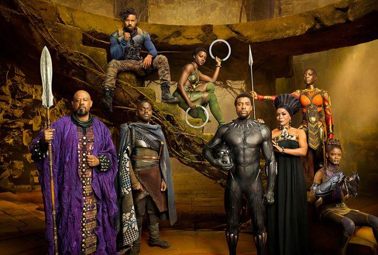 Black Panther ταινία: Επιτέλους ένας σοβαρός σούπερ ήρωας...