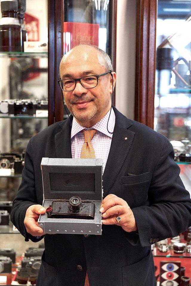 Αστρονομικό το ρεκόρ πώλησης για τη vintage φωτογραφική μηχανή Leica!