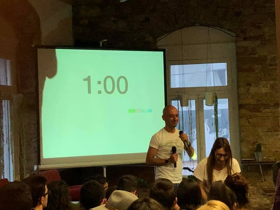 Startup Weekend Athens Radio & Audio Innovation