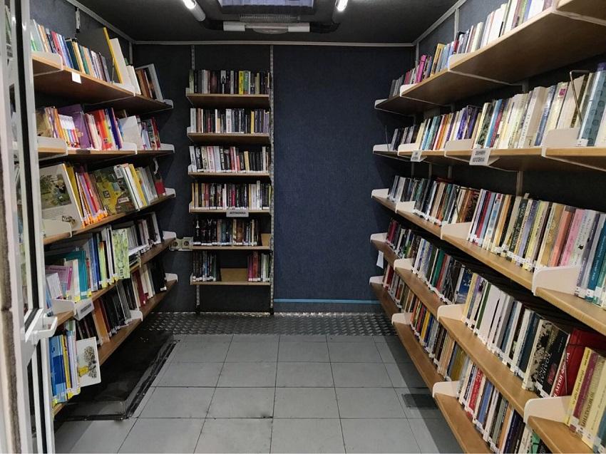 Κινητή Βιβλιοθήκη