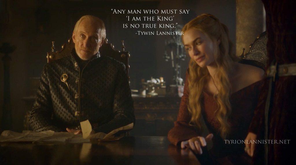 Ημέρα του Πατέρα: Πώς Αγάπησα τoν Tywin