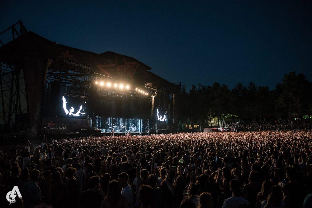 Rockwave Festival 2018: Όλα όσα έγιναν στην συναυλία των Arctic Monkeys!