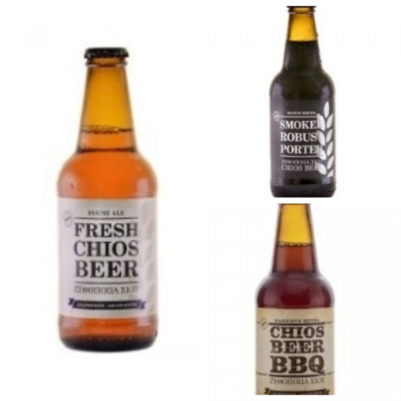 Ελληνικές μπύρες: 8 μπύρες με Ελληνική ταυτότητα, απίθανη γεύση και για όλα τα γούστα