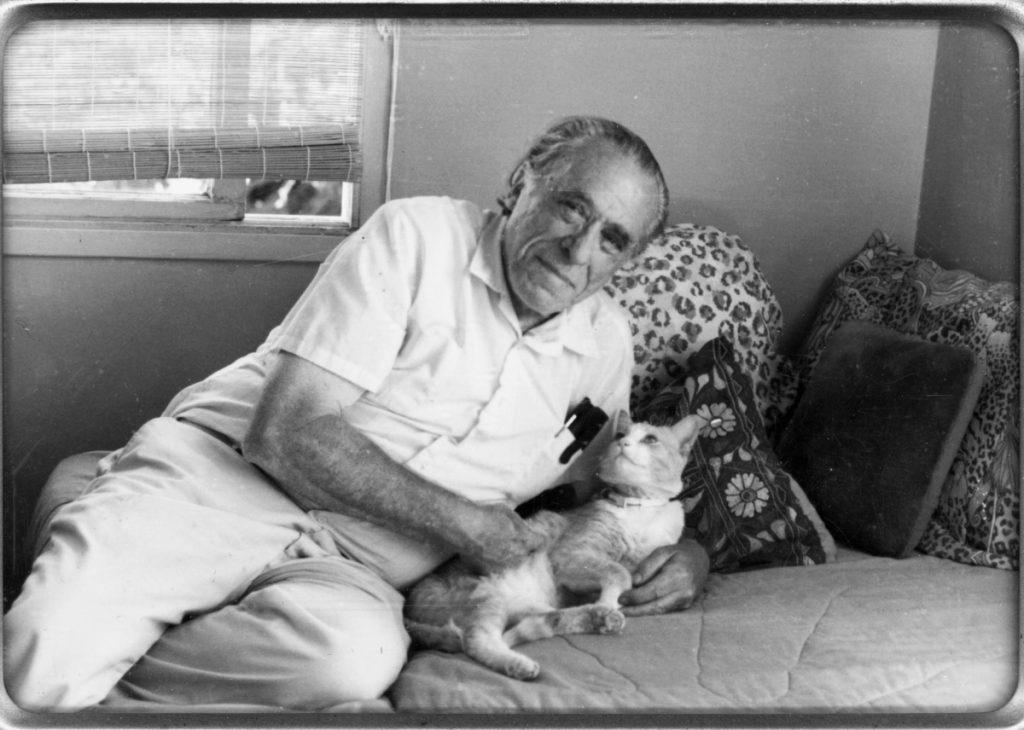 8 πράγματα που είπε ο Τσαρλς Μπουκόφσκι για τις γάτες και είχε απόλυτο δίκιο