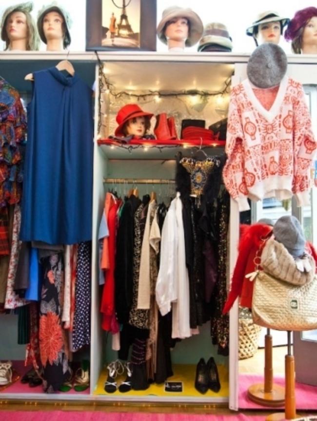 e658e067957a Τα καλύτερα vintage και second hand μαγαζιά στην Αθήνα! - Frapress