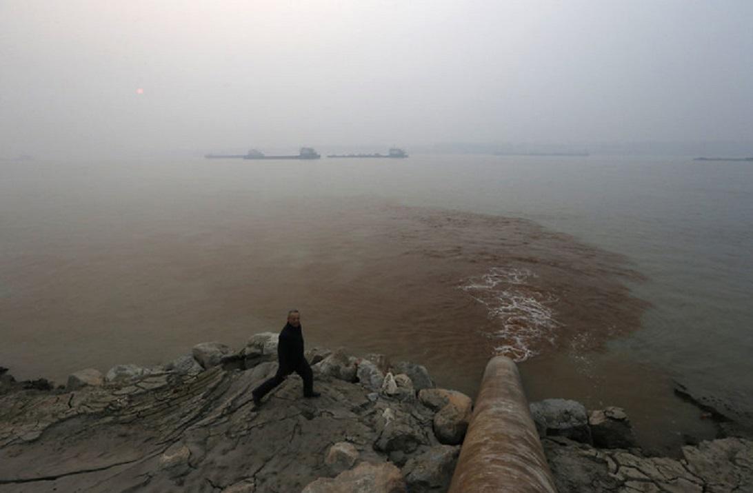 ρύπανση περιβάλλοντος