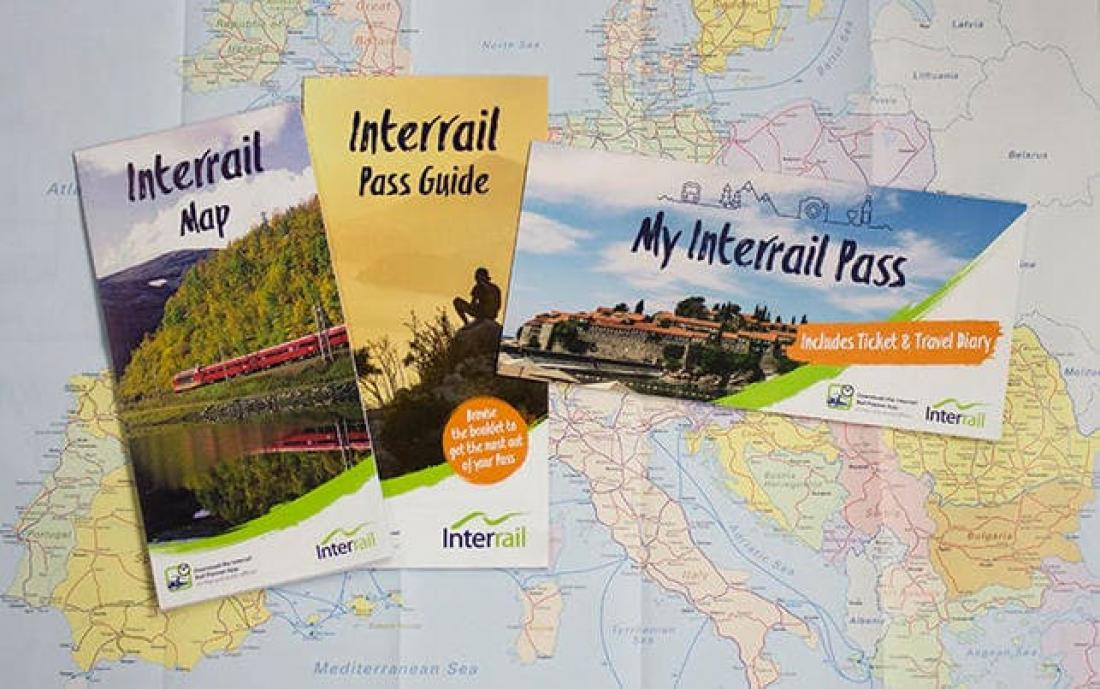ταξίδι με Interrail: Όλα όσα πρέπει να ξέρεις για να ταξιδέψεις στην Ευρώπη με τρένο